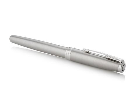 Перьевая ручка Parker Sonnet Stainless Steel CT123
