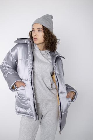 Куртка утеплённая, стёганая, до бёдер