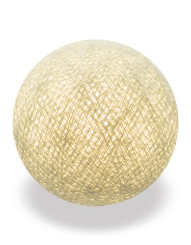 Хлопковый шарик фисташка