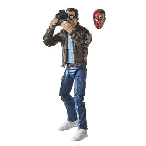 Spider-Man Marvel Legends Retro Peter Parker Action Figure || Питер Паркер