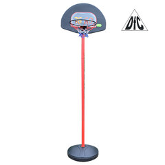 Мобильная баскетбольная стойка DFC KIDS1 60x40cm полиэтилен