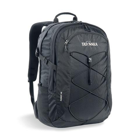 Картинка рюкзак для ноутбука Tatonka Parrot 29 Black - 1