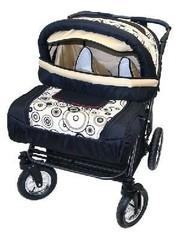 Детская коляска для двойни Duet