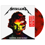 Metallica / Hardwired...To Self-Destruct (Coloured Vinyl)(2LP)