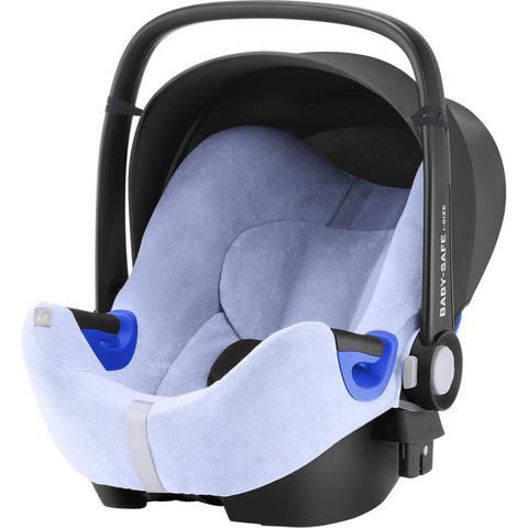 Romer         Летний чехол для автокресла  Baby-Safe i-Size, голубой