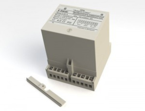 Е 850ЭС Преобразователь измерительный перегрузочный переменного тока