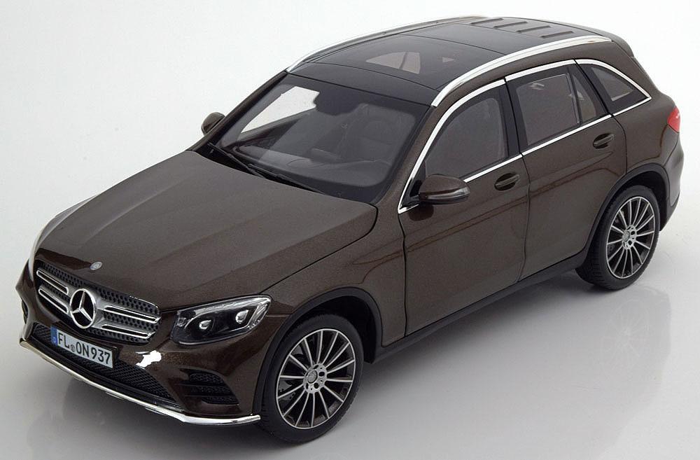Коллекционная модель Mercedes-Benz GLC X253 2015