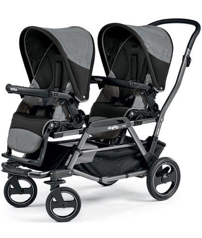 Детская коляска для двойни Peg Perego Duette Pop-Up