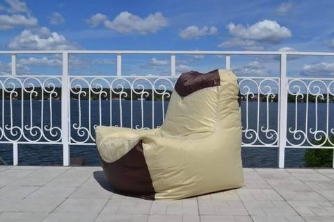 Кресло-мешок «Классическое» Бежево-коричневый