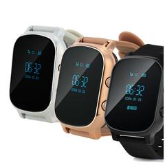 Часы Smart Baby Watch T58 с GPS трекером