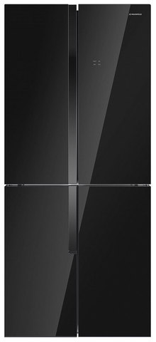 Холодильник Maunfeld MFF182NFB