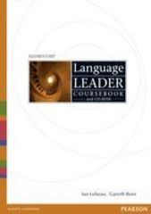 Language Leader Elementary Coursebook and CD-Rom and MyLab Pack (compound)