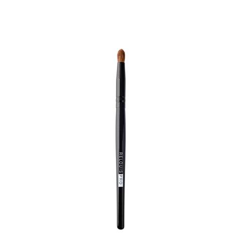 Кисть косметическая круглая для теней Relouis pro pencil brush №8