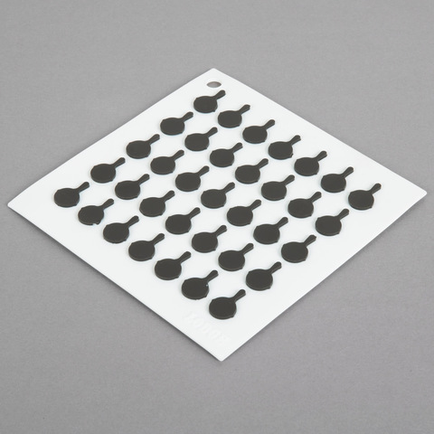 Подставка под горячее, квадратная, артикул AS7S01