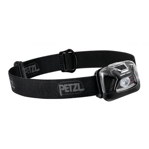 Фонарь светодиодный налобный Petzl Tactikka черный, 300 лм