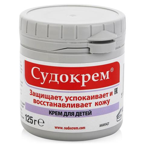 Судокрем - Sudocrem - крем заживляющий, 125 мл