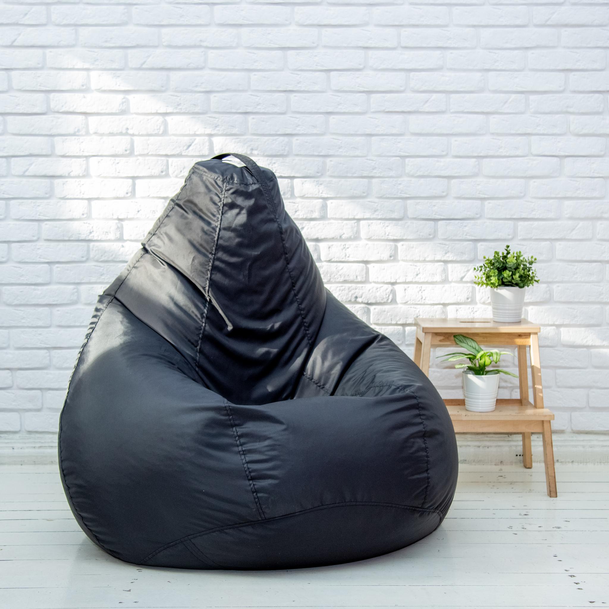 кресло-груша-чёрная-xl