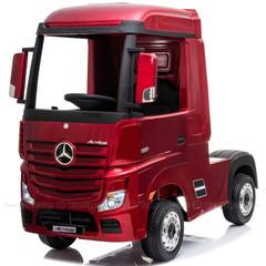 Электромобиль BARTY Mercedes-Benz Actros HL358 красный