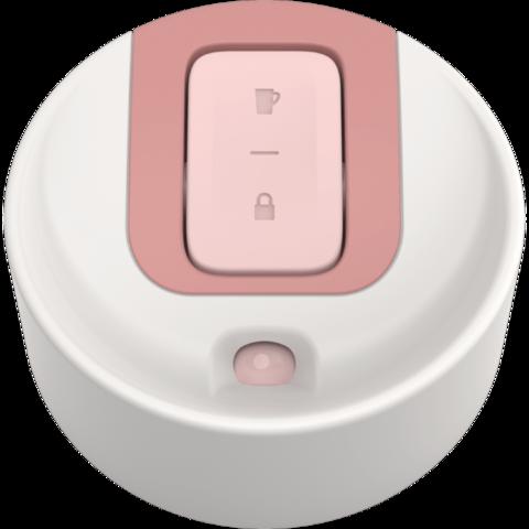 Термокружка Olympus 300 розовая