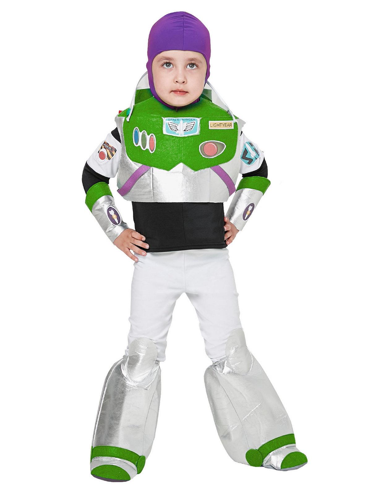 Костюм карнавальный детский Базз Лайтер