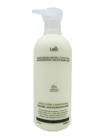 ЛД Moisture Кондиционер для волос увлажняющий Moisture Balancing Сonditioner /530ml 530мл