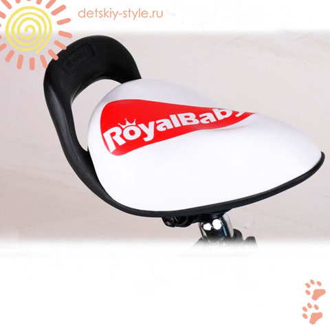 """Велосипед Royal Baby """"Honey Steel 18"""" (Роял Беби)"""