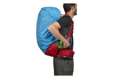Картинка рюкзак туристический Thule Versant 70 Малиновый - 5
