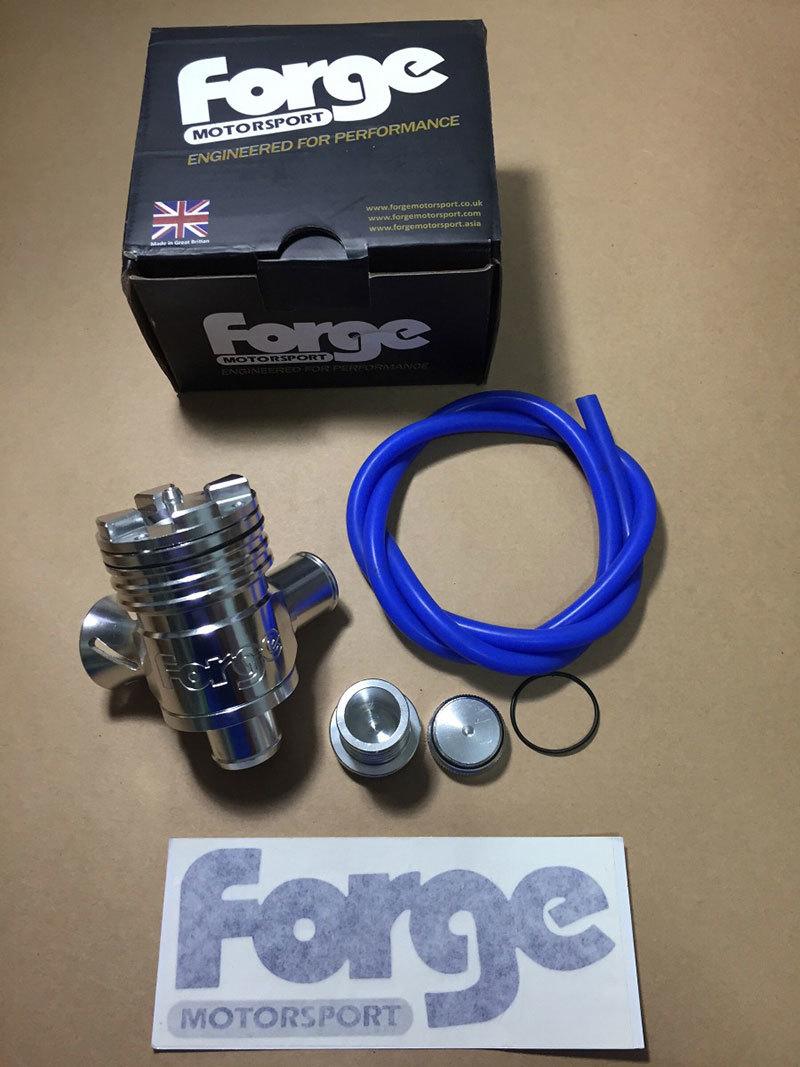 Перепускной клапан Forge