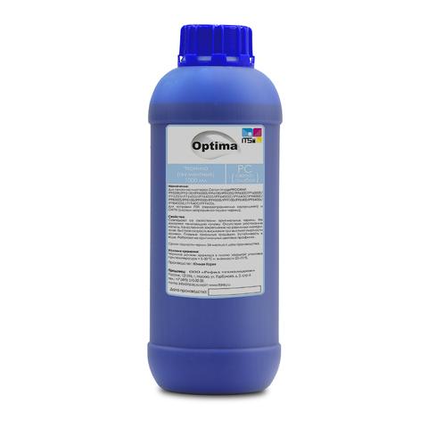 Пигментные чернила Optima для Canon Photo Cyan 1000 мл