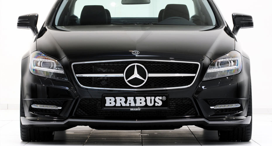 Обвес Brabus для Mercedes CLS C218 AMG
