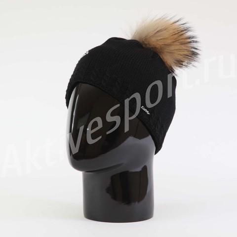 Картинка шапка Eisbar selina fur crystal 009 - 1