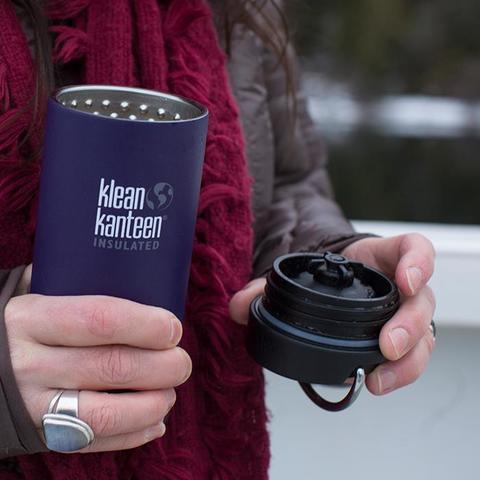 Крышка Klean Kanteen TKWide Cafe Cap