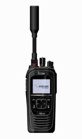 Спутниковая радиостанция iridium icom ic-100