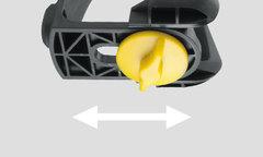 Флягодержатель с регулировкой Topeak Modula Cage Ex White - 2
