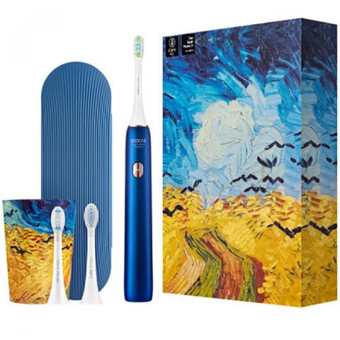 Электрическая зубная щетка Soocas X3U Soocas & Van Gogh Museum Design Blue (Синий)