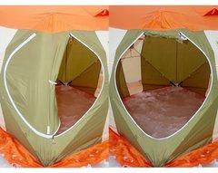 Палатка рыбака Нельма Куб-1