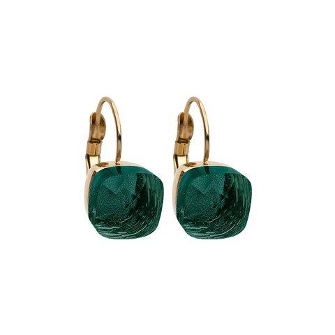 Серьги Firenze emerald 304088 G/G