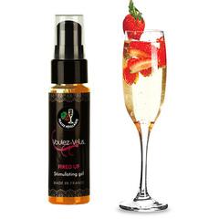 Возбуждающий гель Voulez-Vous... - Stimulating Gel Strawberry Champagne 35 ml