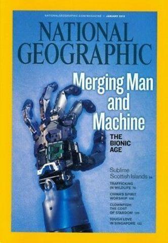 National Geographic   Merging Man and Machine