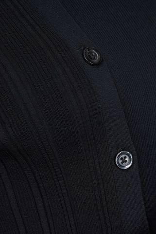 Женское черное платье M-GEORGIA Diesel
