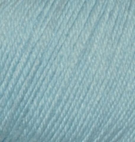 Пряжа Alize Baby Wool мята 114