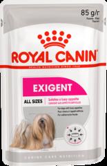 Паштет для взрослых собак привередливых в питании, Royal Canin Exigent