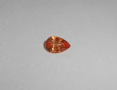 Спессартин 8.2 x 5.5 мм груша