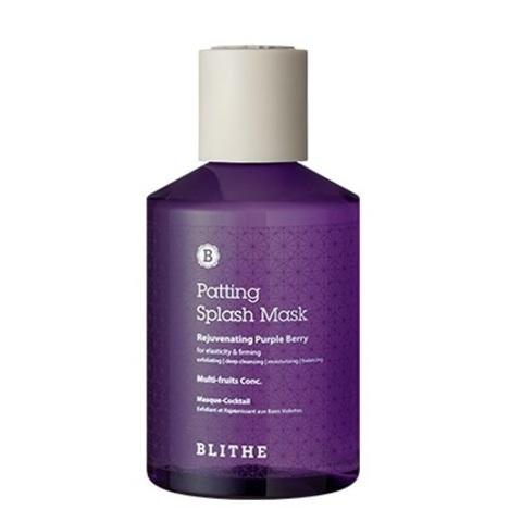 Омолаживающая сплэш-маска для эластичности кожи Blithe Rejuvenating Purple Berry Splash Mask 70мл