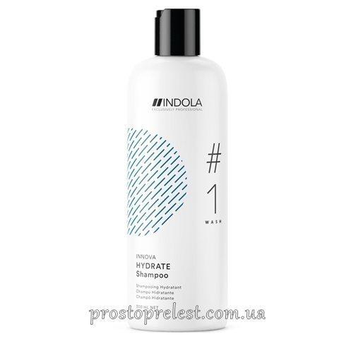Indola Innova Hydrate Shampoo - Зволожуючий шампунь