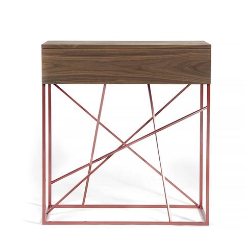 Тумба Intelligent design Wilson box copper