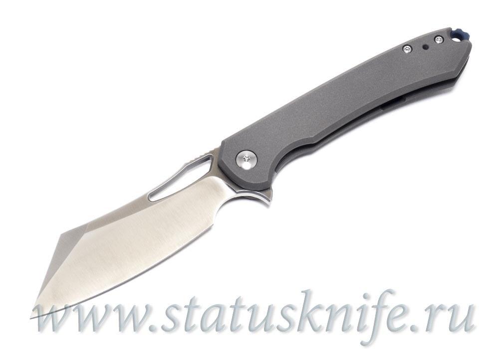 Нож Ferrum Forge Buc Titanium Frame Lock