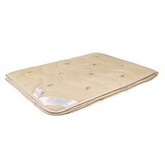 Одеяло легкое с верблюжьей шерстью 140х205 КАРАВАН