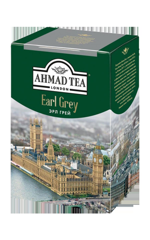Ahmad tea Earl grey, 200 гр