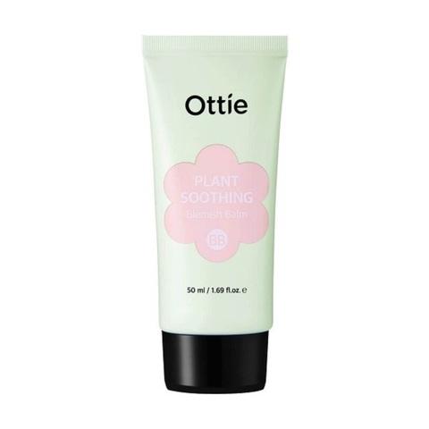 Ottie Plant Soothing Blemish Balm успокаивающий ББ - крем